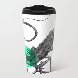 Zoologica Serie: Ambition Metal Travel Mug
