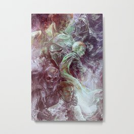 Ambitious Metal Print