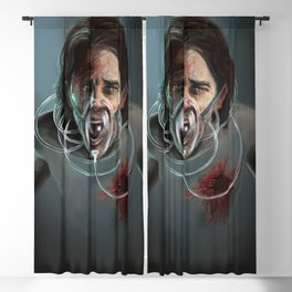 Scream Blackout Curtain