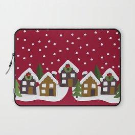 Winter idyll Laptop Sleeve