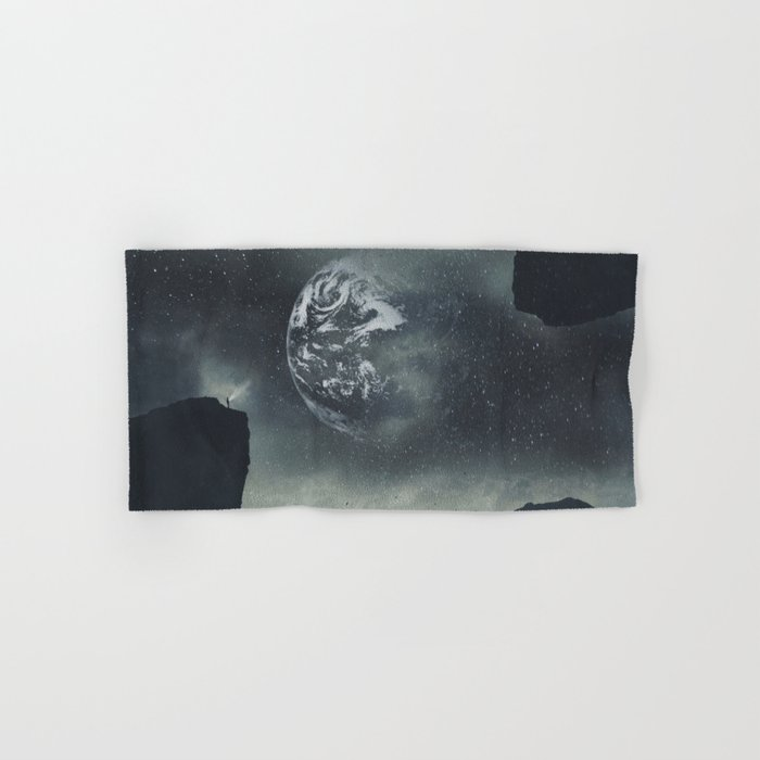Dream Orbit II Hand & Bath Towel