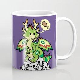 A Dragon's Dinner Coffee Mug