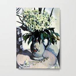 """Flannel Flowers"" by Australin Margaret Preston Metal Print"