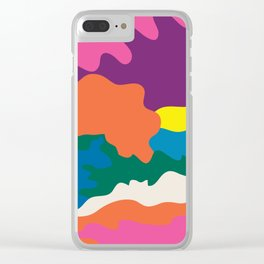 A Wiggle & A Wave Away Clear iPhone Case