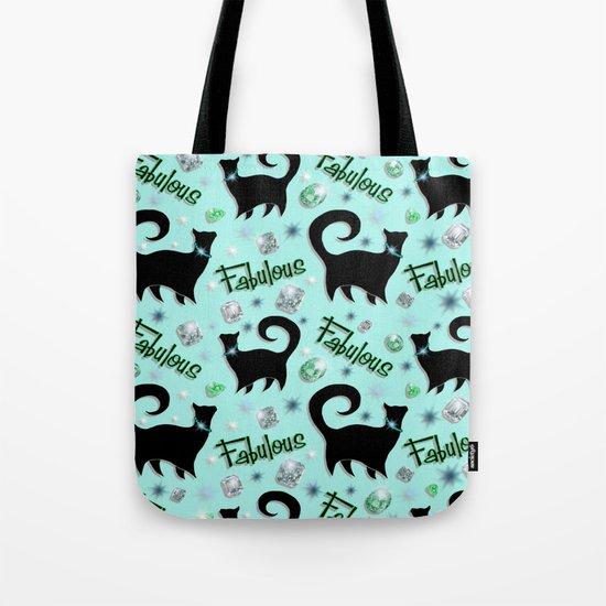 Fabulous Felines Tote Bag