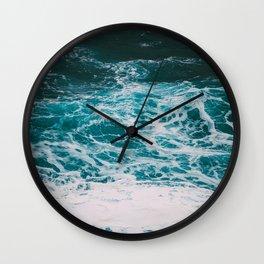 Wave ii Wall Clock