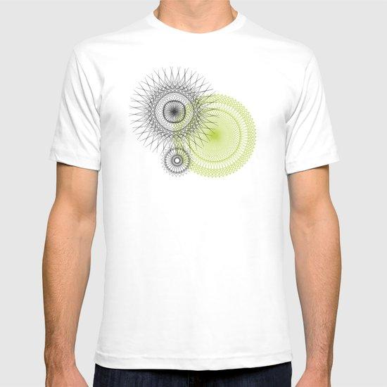 Modern Spiro Art #3 T-shirt