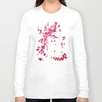 wedding Long Sleeve T-shirts featuring Wedding by Bomburo
