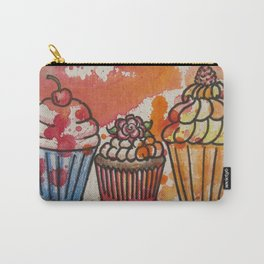 It's a Cupcake Kind of Day! Carry-All Pouch