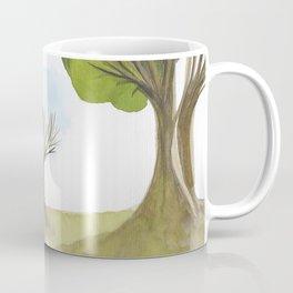 Duality Tree Coffee Mug