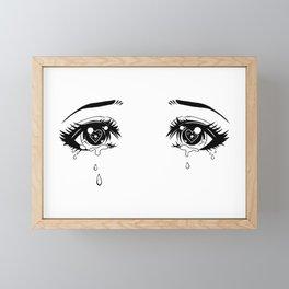 KANASHII Framed Mini Art Print