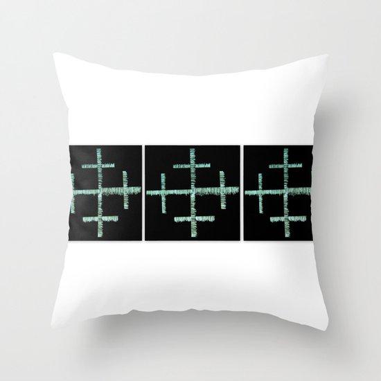 JMerréll 5 Throw Pillow