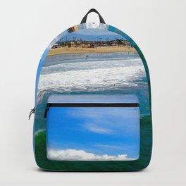 Huntington Beach Surfers Backpack