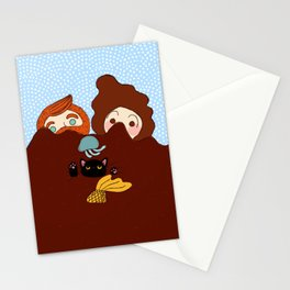 Alien Spotted! Stationery Cards