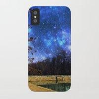 battlestar galactica iPhone & iPod Cases featuring Reservoir Galactica  by DeLayne