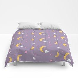 Usagi Tsukino Sheet Duvet - Sailor Moon Bunnies Comforters