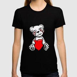 Demonic bear T-shirt