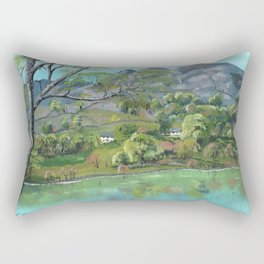 Lake District Rectangular Pillow