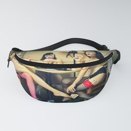 """""""Cheaters"""" Fanny Pack"""