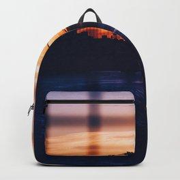 New York bridge Backpack