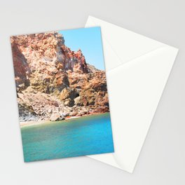 216. Red and Blue, Greece Stationery Cards