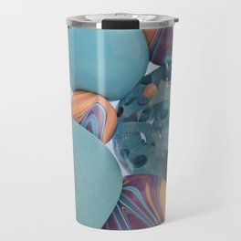 Random Abstracts No. 25 Travel Mug