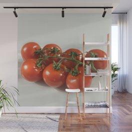 Tomatoes Wall Mural