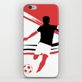 Worl Cup iPhone Skin