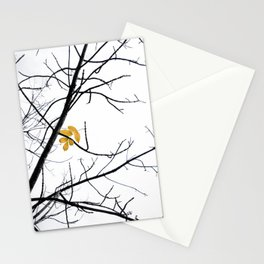 Clinging Stationery Cards
