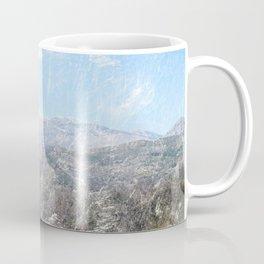 Snow-capped Mountains Coffee Mug