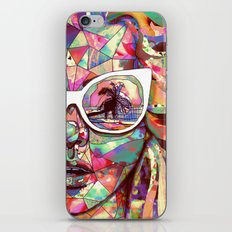 Sun Glasses In a Summer Sun iPhone & iPod Skin