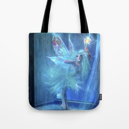 The Blue Fairy Tote Bag