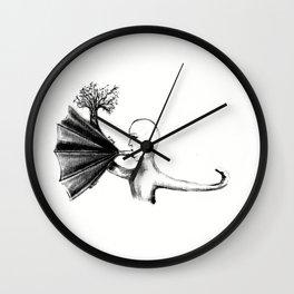 Baldachin #4 Wall Clock