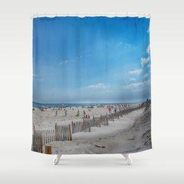 Kismet Family Fun Shower Curtain