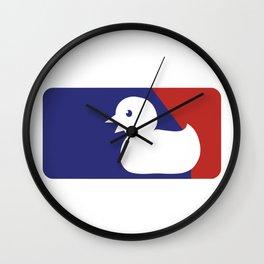 Peanuts and Quacker Jacks Wall Clock