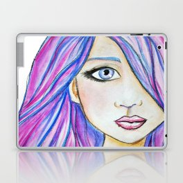 Color Girl Laptop & iPad Skin