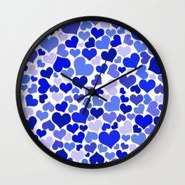 Heart_20140923_by_JAMFoto Wall Clock