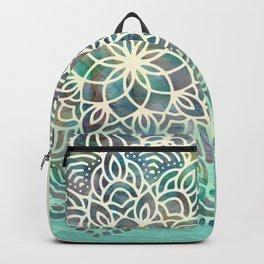 Mandala Mermaid Oceana Backpack