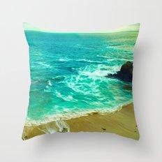 California . Throw Pillow