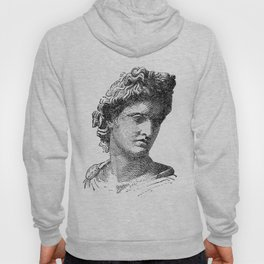 Portrait of Apollo Belvedere Hoody