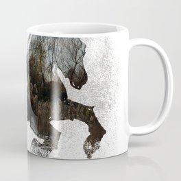Horse (Winter Canter) Coffee Mug