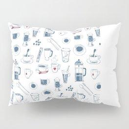 Coffee addict Pillow Sham