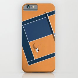 Deuce Court  iPhone Case