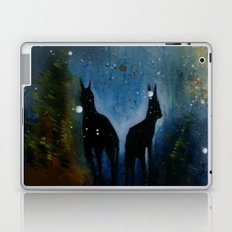 Into The Dark Laptop & iPad Skin
