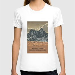 Tombstone Territorial Park T-shirt