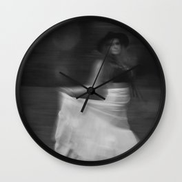 It's a Blur Wall Clock