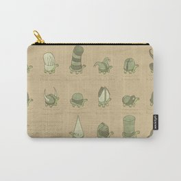 A Study of Turtles Carry-All Pouch