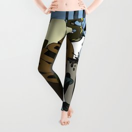 Shopping List Leggings