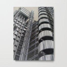 Lloyds Metal Print
