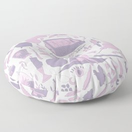 Soft Witch Floor Pillow
